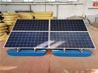 太阳能喷泉曝气机